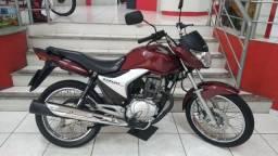 Honda Cg 150 Titan Esd Mix 2011/2011 Vermelha impecável - 2011