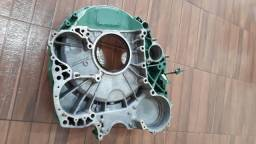 Capa seca do motor volvo fh d13 euro 5