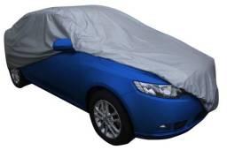 Capa de cobrir carro tamanho p forro parcial