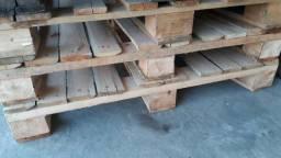 Pallets PBR Seco Usado