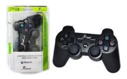 Controle Para PS3 Bluetooth sem fio (Entrega grátis) Loja na cohab