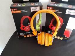 Fone Ouvido Sem Fio Bluetooth B-05