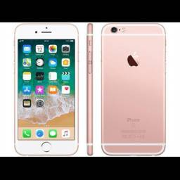 IPhone 6s 64g rose Gold (tela trocada)