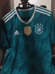 Camisa oficial da Alemanha (COPA 2018)