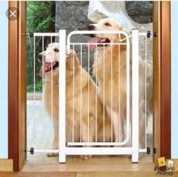 Proteja-se com Portão segurança pet