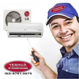 Instalação e Manutenção Ar Condicionado Autorizado