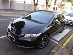 Civic 2016 LXR 2.0 Impecável Baixo KM