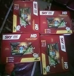 Sky TV Pré pago