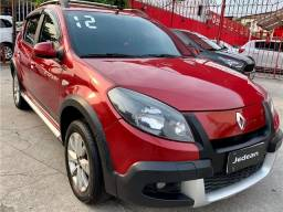 Renault Sandero 1.6 Stepway 16v Flex 4p Manual 2012