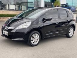 Honda FIT 1.4 LX 2013 com 80 mil km carro de concessionária com garantia