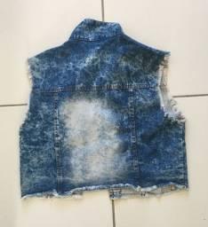 Jaqueta Jeans veste P e M