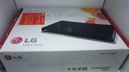 Media Box Wireless Da LG Mod. An-wl100