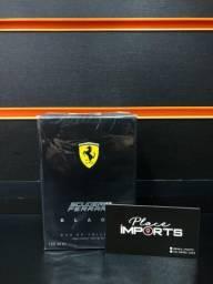 Ferrari Black 125ml ORIGINAL, loja física e entregamos em toda Bh e região