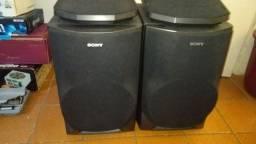 Caixas acústica Sony