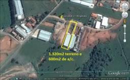 Galpão/depósito/armazém à venda cod:GA0003_BRGT