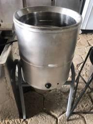 Fritadeira agua e óleo - João