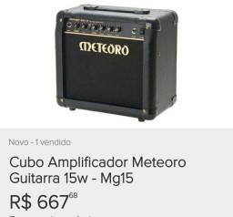 Amp 15w guitarra