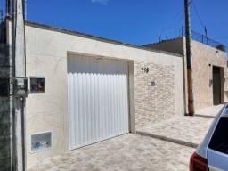 Casa Plana 92 m2 em Rua sem saída