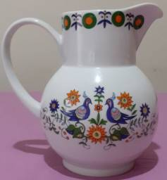 Jarra porcelana Schmidt antiga