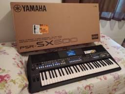 Última peça SX600. $5.600