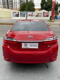 Corolla xei top. 2019 já financiado valor R$45.000