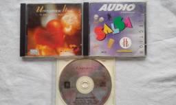 Salsa - Jazz - CD' novos e originais