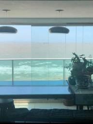 Apartamento vista mar permanente/ andar alto/3 suítes/R$1.050.000