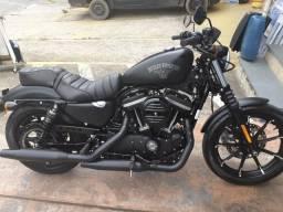 Harley Davidson xl 883n iron impecável R$32000 - 2017