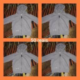 Jaqueta infantil veste 1 ha 2 anos