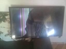 TV Lg com defeito 32'