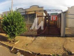 Casa à venda com 1 dormitórios em Ipiranga, Ribeirao preto cod:11060