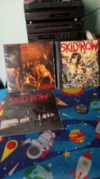 Skid Row Lp vinil, disco original, diversos, bom estado capa e disco