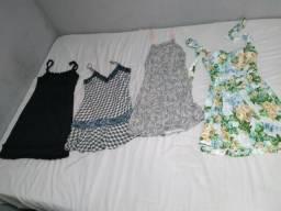 Vestidos tamanho variados$10 cada