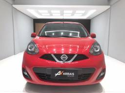NISSAN MARCH SV 1.6 AT 2018/2019
