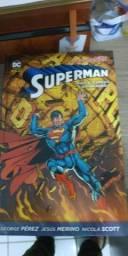 Superman foice e martelo e outras HQ superman