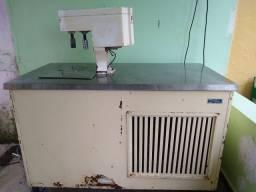 Máquina de fazer sorvete artesanal