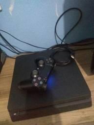 PS4 novo e com jogos comprados diretamente pela psn
