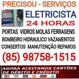 Eletricista Consertos Fortaleza (85) 98758.1515