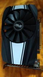 GTX 1660 Super Asus GeForce 6GB Phoenix OC 192-bit gddr6, PH-GTX1660S-O6G