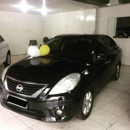 Nissan versa SL, ipva 2020 pago!