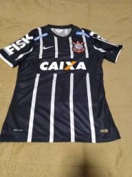 Camisa do Corinthians modelo jogador 2014 tamanho G