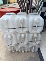 Balde vazio da ARLA 20 litros