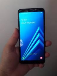 Vendo celular A8 64 giga, semi novo