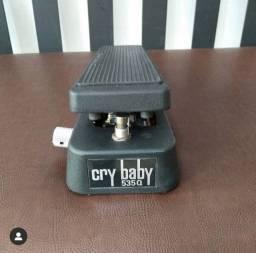 Pedal Wah wah CryBaby 535q