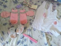 Saída maternidade nunca usadas
