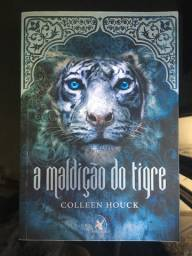 Livro A Maldição do Tigre vol. 1
