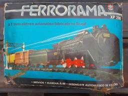 Ferrorama Estrela XP 200 na caixa