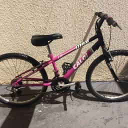 Bicicleta Caloi Max 21v aro20