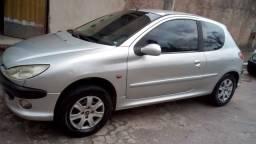 Peugeot 206 ano 2007