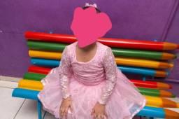 Vestido de festa de menina